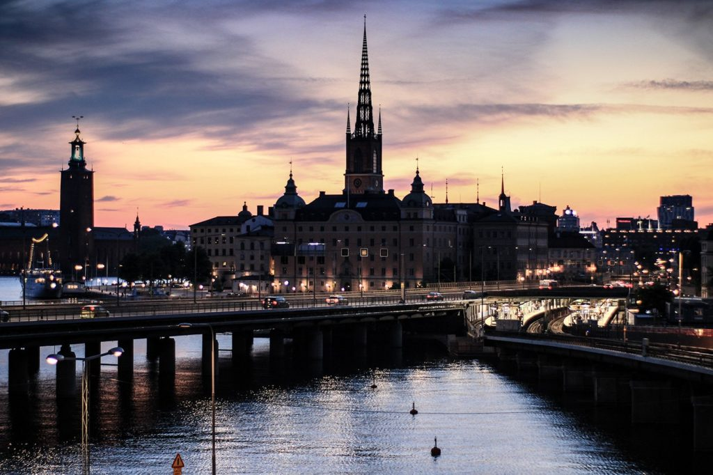 Stoccolma 1